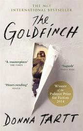The Goldfinch by Donna Tartt image