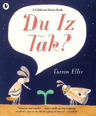 Du Iz Tak? by Carson Ellis image