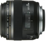 Canon EF-S 60mm F/2.8 Macro USM EF Mount Lens image