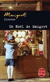 Un Noel de Maigret by Georges Simenon image