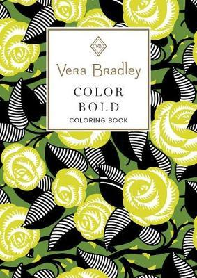 Vera Bradley Color Bold Coloring Book by Vera Bradley image