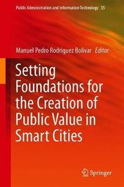 Setting Foundations for the Creation of Public Value in Smart Cities image