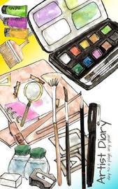 Artist Diary by Carol Ann Cartaxo