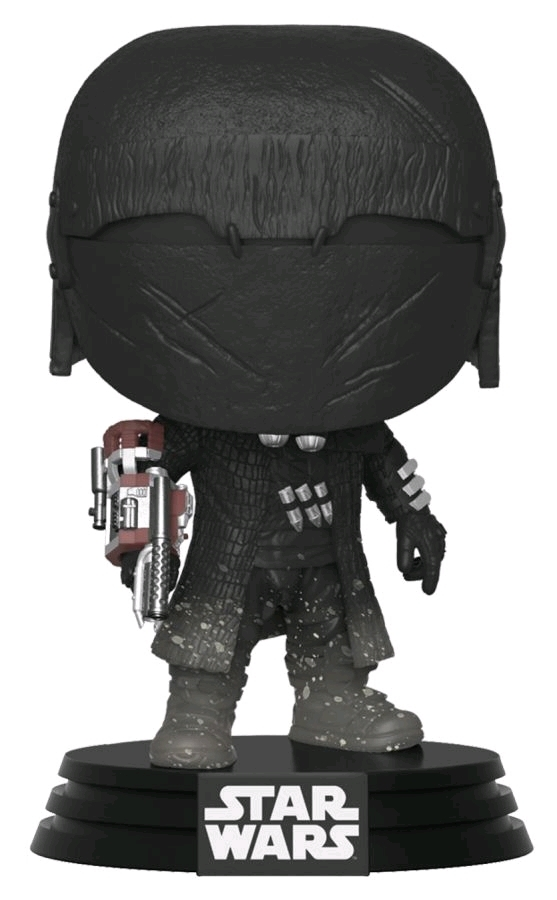 Star Wars: Knight of Ren (Arm Cannon) - Pop! Vinyl Figure image
