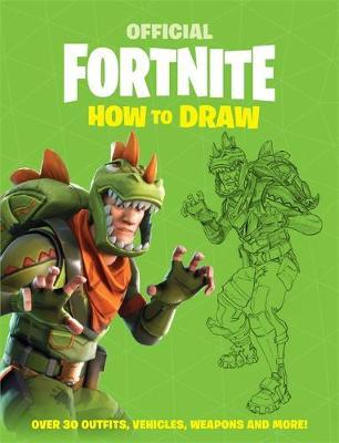 FORTNITE Official: How to Draw by Epic Games