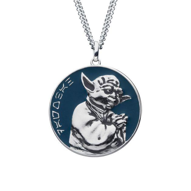 Star Wars™   RockLove Planetary Medallion - Dagobah