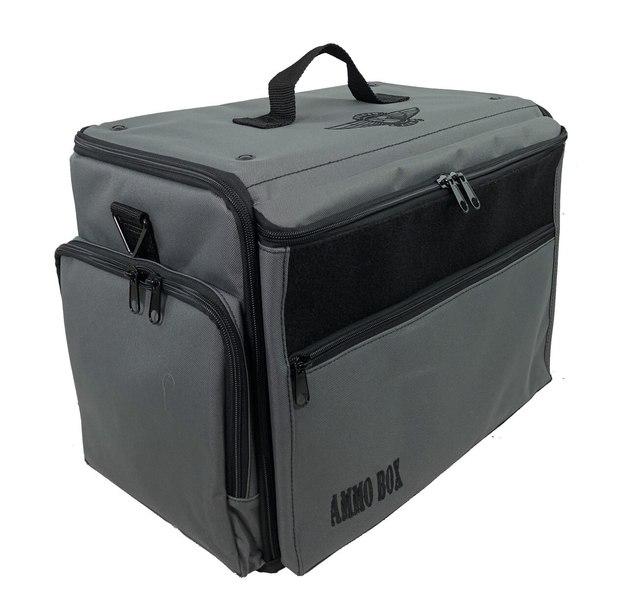 Battle Foam: Ammo Box - Standard Load Out for 28-32mm Models (Grey)