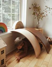 Kinderfeets: Kinderboard Lite - Natural