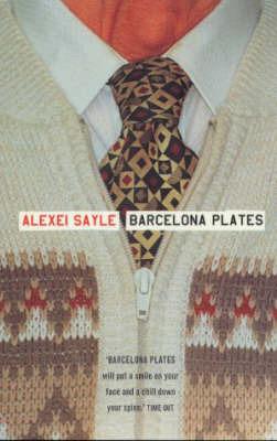 Barcelona Plates by Alexei Sayle