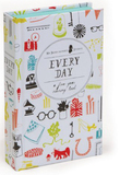 Every Day: A Five-Year Memory Book by Mr. Boddington's Studio