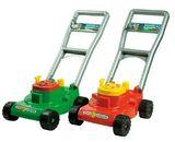 Green Garden Mower Toy