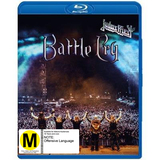 Battle Cry on Blu-ray