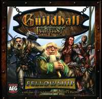 Guildhall Fantasy: Fellowship - Card Game