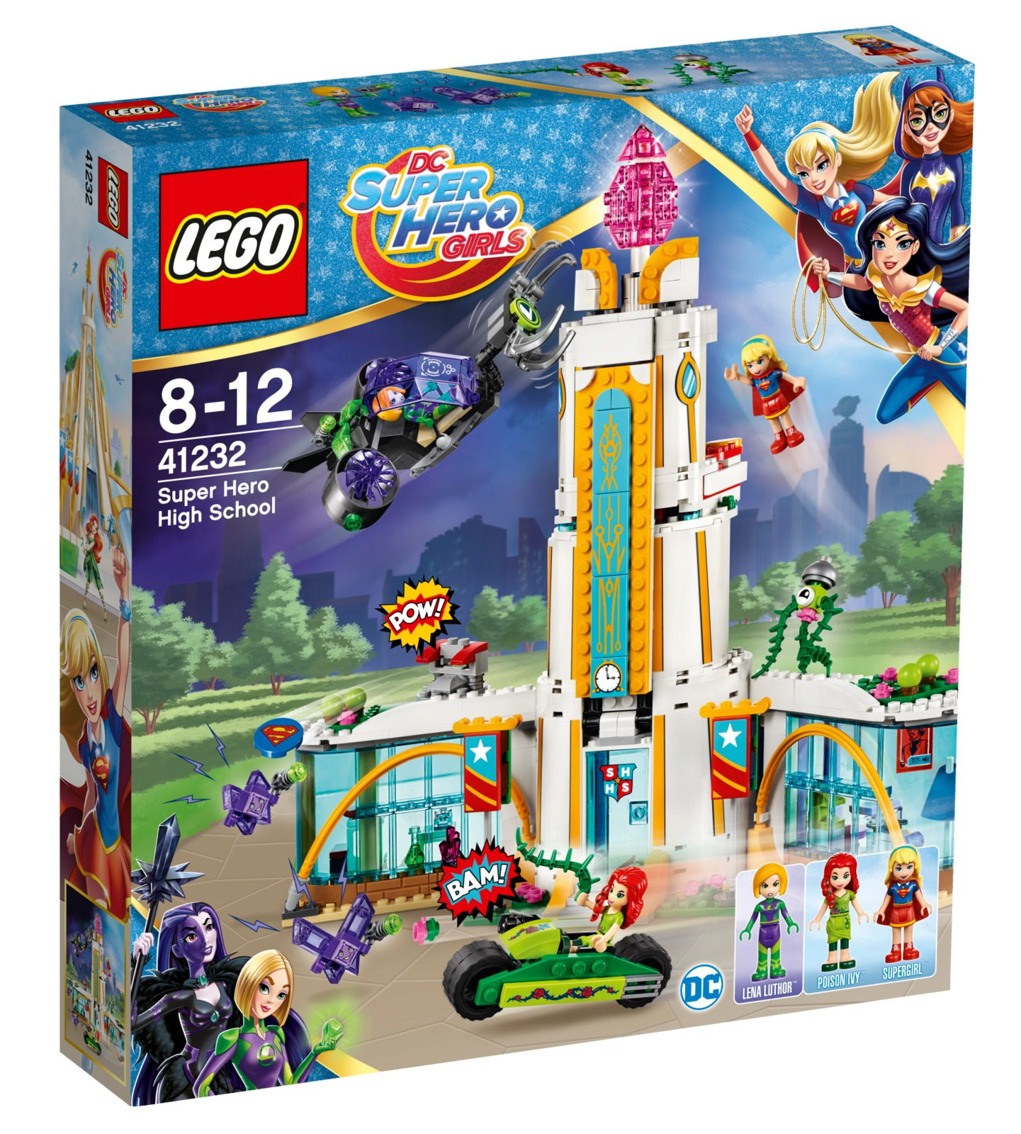 LEGO Super Heroes: Super Hero High School (41232) image