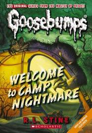 Welcome to Camp Nightmare by R.L. Stine image