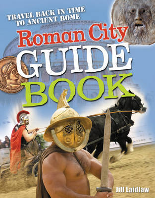 Roman City Guidebook by Jill A Laidlaw
