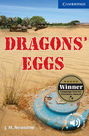 Dragons' Eggs Level 5 Upper-intermediate by J. M. Newsome image