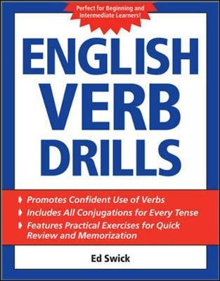 English Verb Drills by Ed Swick image