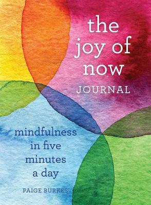 The Joy of Now Journal by Paige Burkes