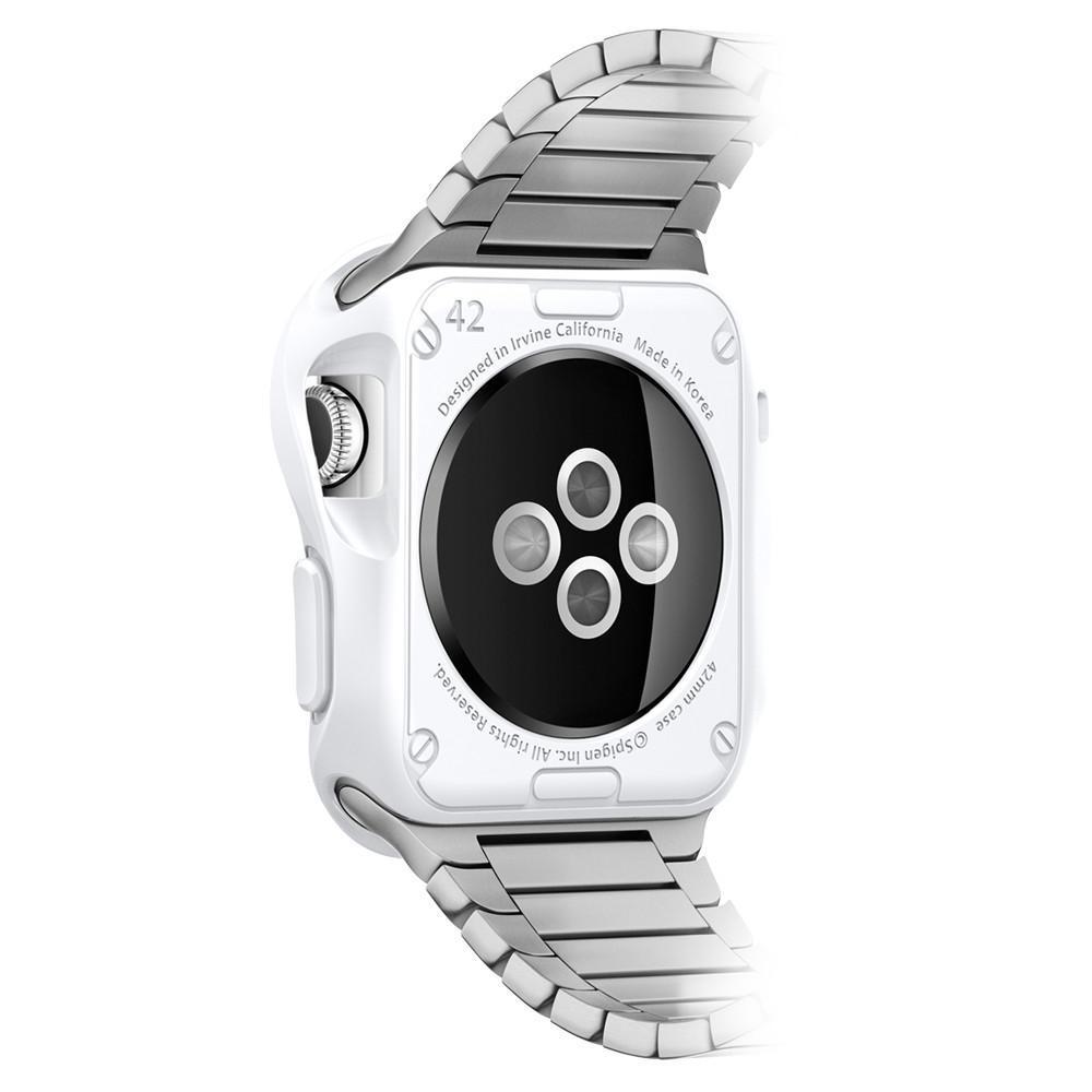 Spigen Apple Watch 38mm Slim Armor Case White image