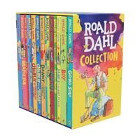 Roald Dahl Collection by Roald Dahl
