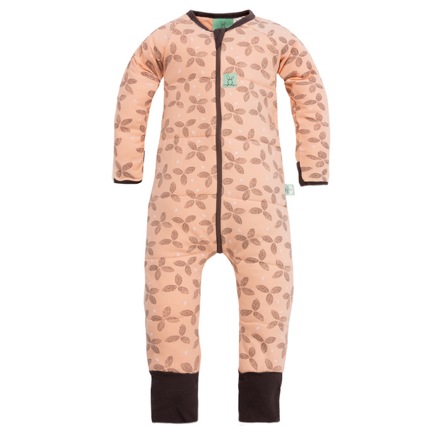 Ergopouch Winter Sleep Suit 2.5Tog 1 Yr Petals