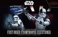 Star Wars 1/12 First Order Stormtrooper Executioner - Scale Model Kit
