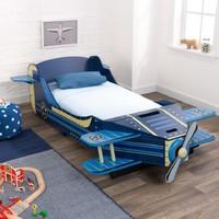 KidKraft - Airplane Toddler Bed image