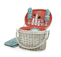 Romance Picnic Basket - Watermelon
