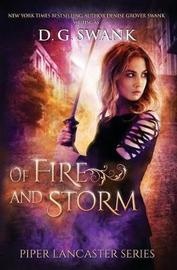 Of Fire and Storm by Denise Grover Swank image