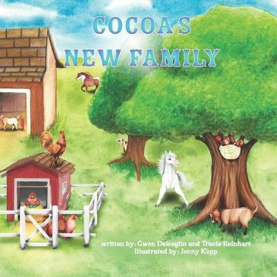 Cocoa's New Family by Tracie Reinhart image