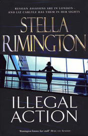 Illegal Action by Stella Rimington image