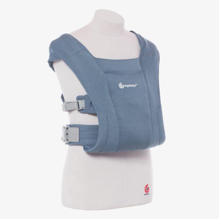 Ergobaby Embrace Carrier - Oxford Blue image