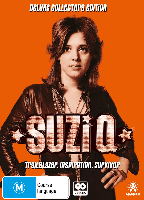 Suzi Q on DVD