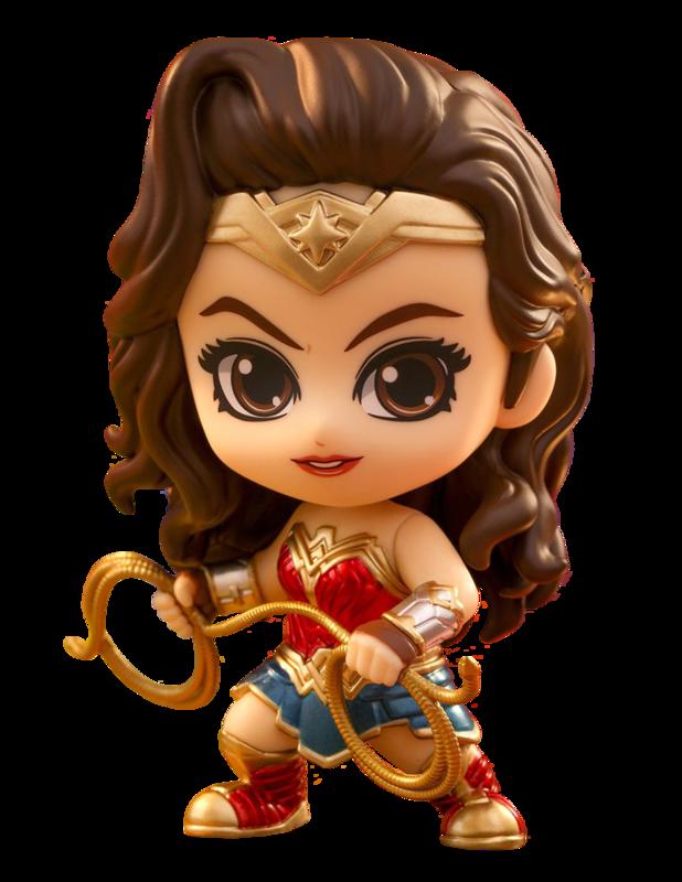 Wonder Woman: 1984 - Wonder Woman - Cosbaby Figure