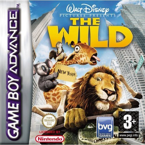 The Wild for Game Boy Advance