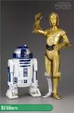 Star Wars: R2-D2 & C-3PO ARTFX+ Figures