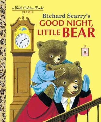 Lgb:Good Night, Little Bear by Richard Scarry image