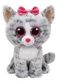 Ty Beanie Boos: Kiki Cat - Small Plush