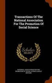 Transactions of the National Association for the Promotion of Social Science image