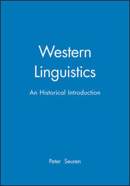 Western Linguistics by Peter Seuren image