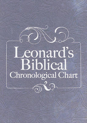 Leonard's Biblical Chronological Chart image
