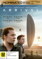 Arrival on DVD
