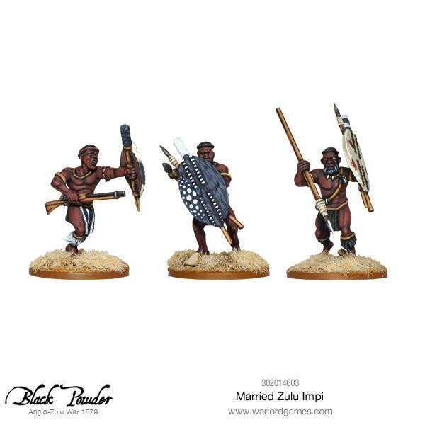 Anglo Zulu War Married Zulu Impi image