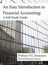 An Easy Introduction to Financial Accounting by V. G. Narayanan