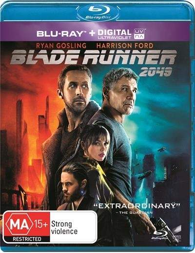 Blade Runner 2049 on Blu-ray image
