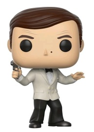 James Bond (White Tux Ver.) - Pop! Vinyl Figure