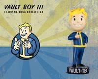 Fallout: Vault Boy 111 (Charisma Ver.) - Mega Bobblehead