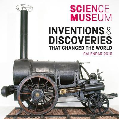 Science Museum - Inventions that Changed the World Wall Calendar 2019