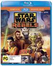 Star Wars Rebels: Season 4 on Blu-ray